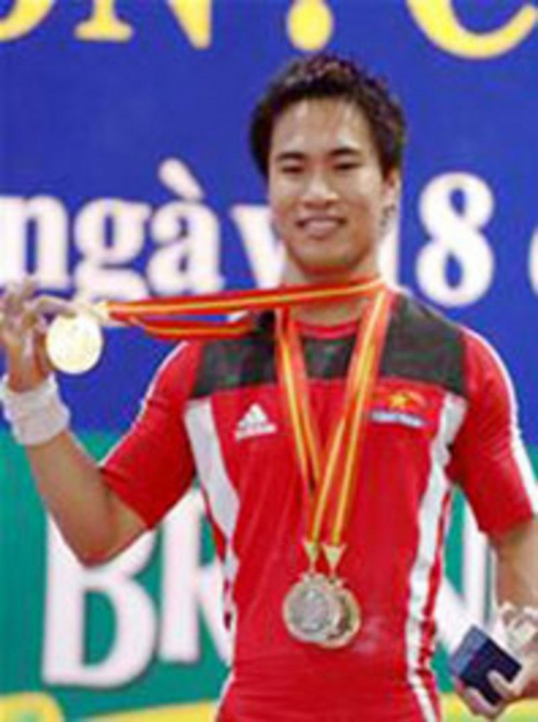 Hoang Anh Tuan Is Worth His Weight In Gold International