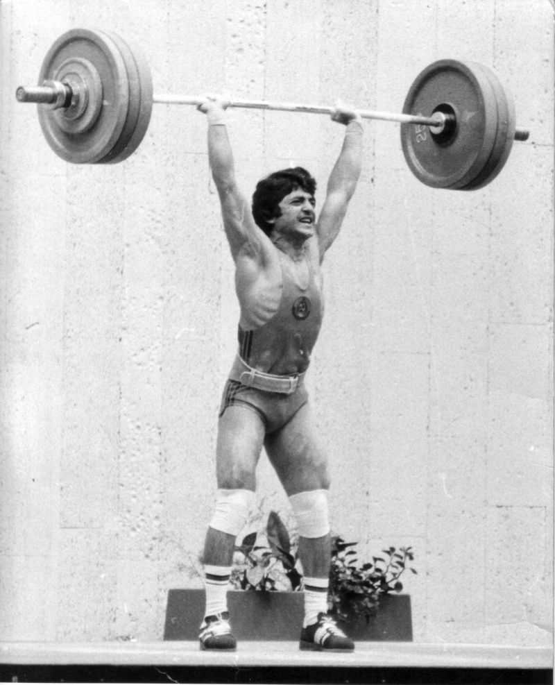 International Weightlifting FederationYurik Vardanyan