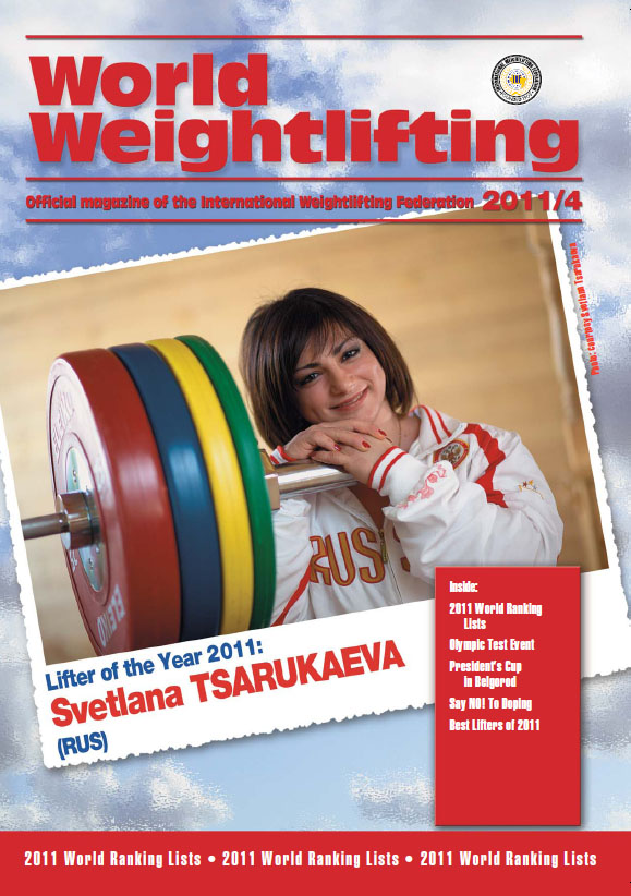 World Weightlifting S Latest Edition Is Out