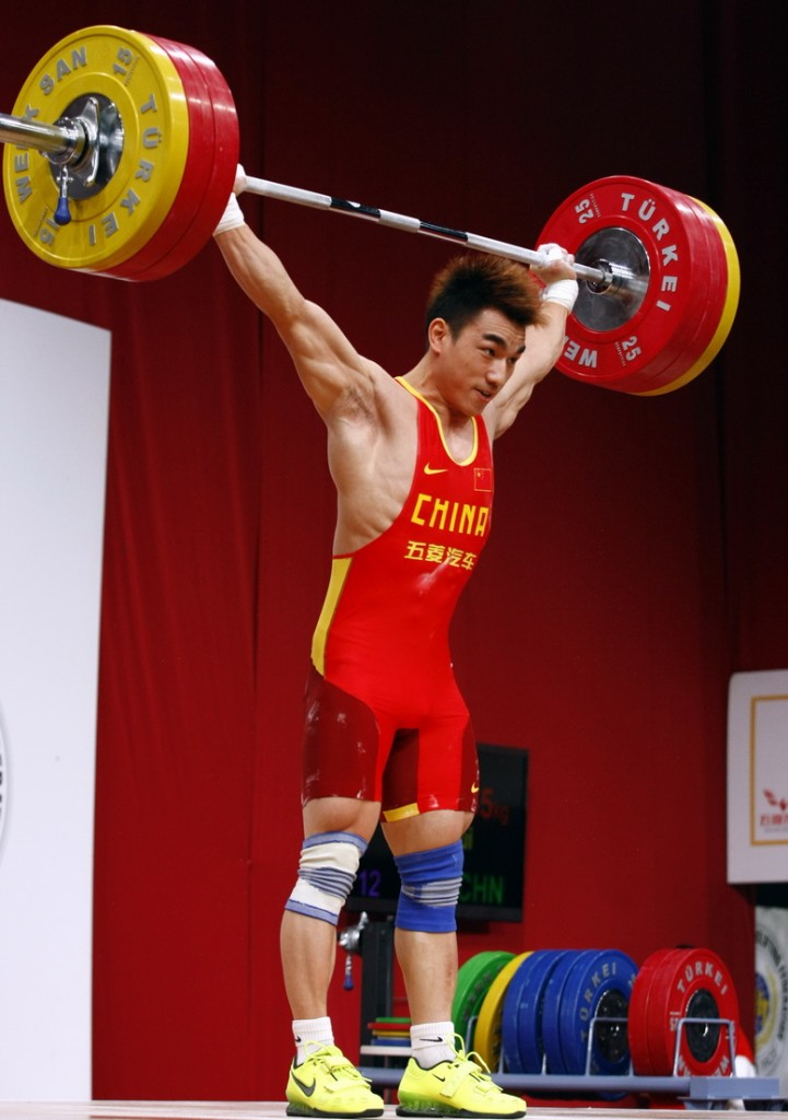 World Records Start To Fall International Weightlifting