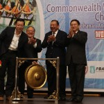 Dato Ong in prestigious company of IWF and OCM Presidents