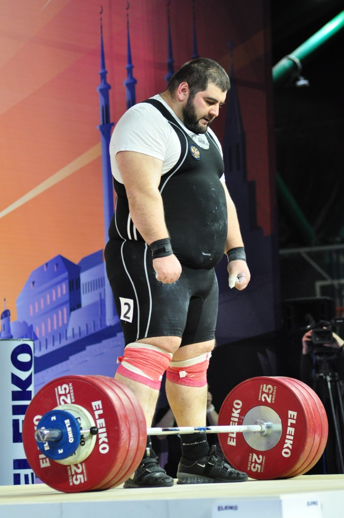 6th IWF Grand Prix - Russian Federation President's Cup concluded - International Weightlifting ...
