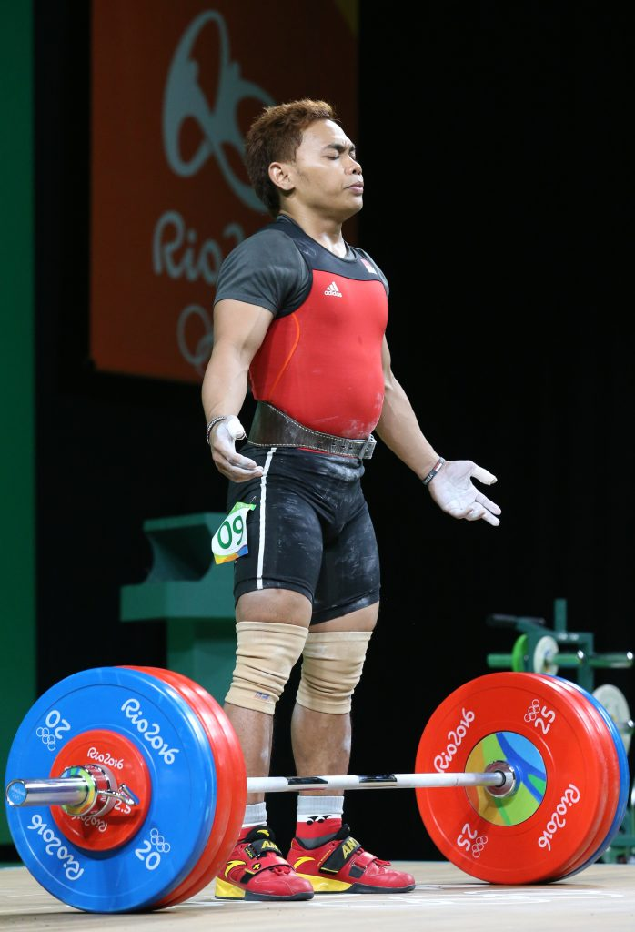 All Indonesia Weightlifting Association awards free houses to 2016