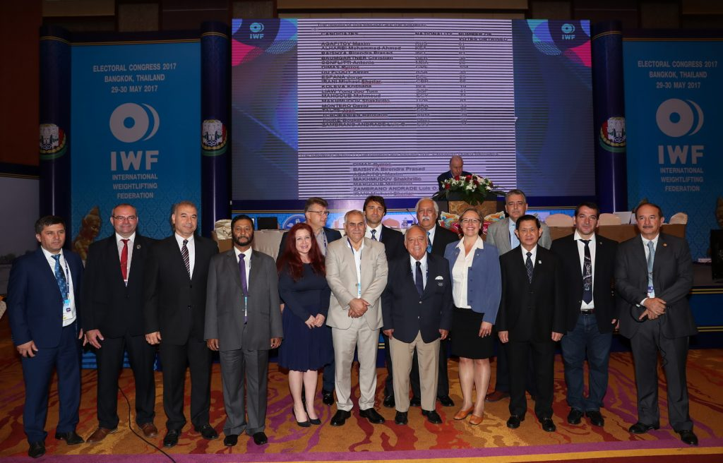 IWF Executive Board