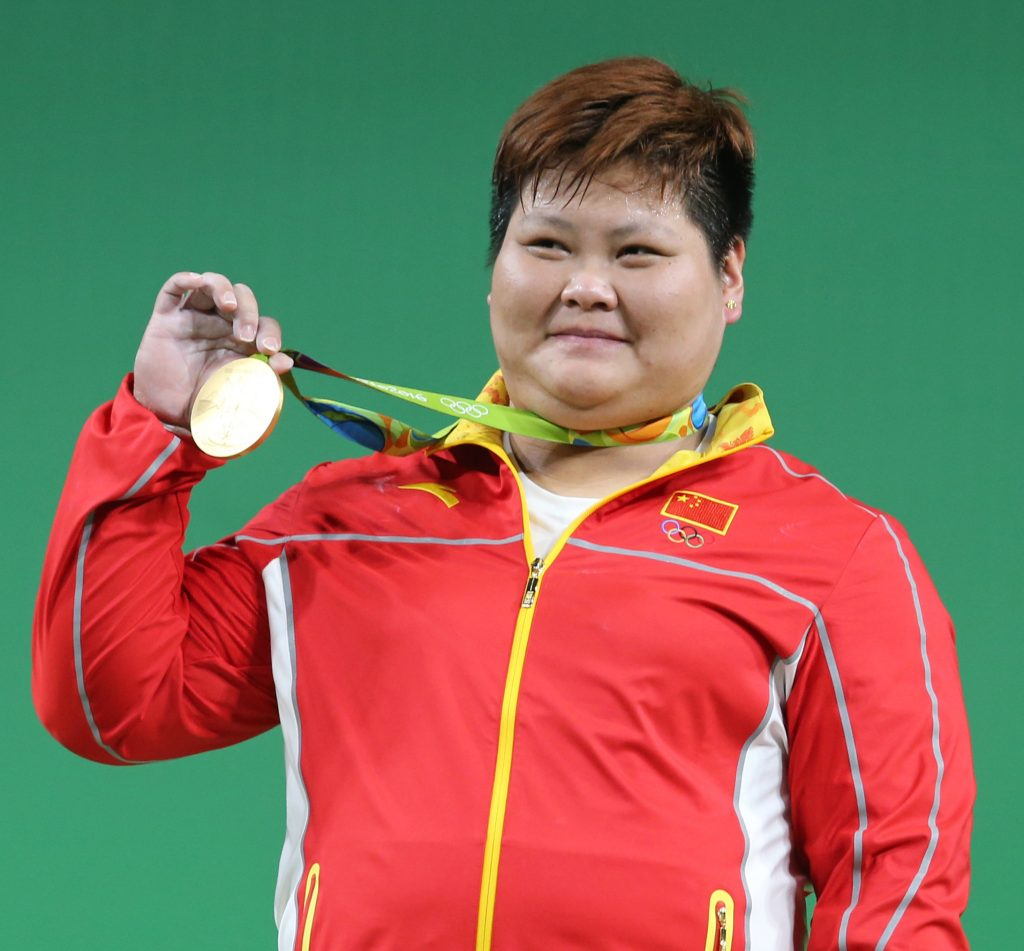 Rio 2016: Suping MENG (CHN) W+75kg became Olympic Champion exactly 1 year ago! - International ...