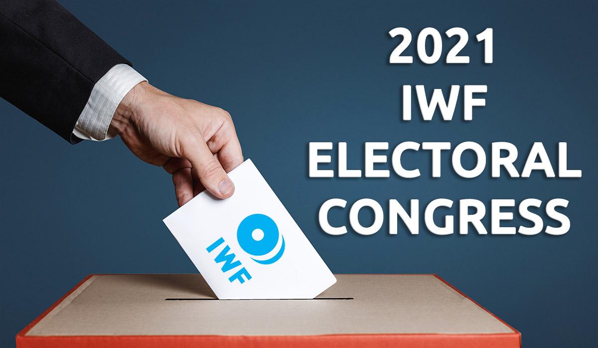 2021 IWF Electoral Congress